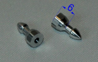 Spacer for Tenax / Loxx fastener (1 pair) 6mm