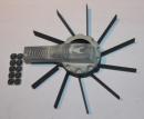 Stator und Heckgehäuse für den Vario Fan...