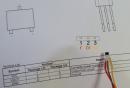 Hallsensor  soldering