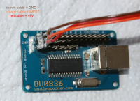 Tutorial BU0836 board